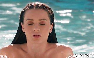 VIXEN Lana Rhoades Has Sex Take Her Boss
