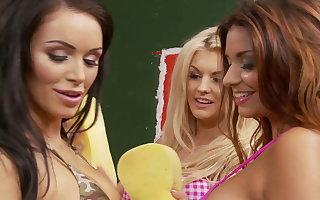 Big Tidi Insta Thots Bikini Car Wash Day in trouble into an orgy