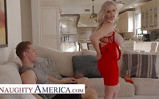 Naughty America - Casca Akashova fucks dramatize expunge football captain