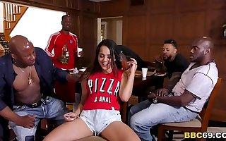 Pizza & Anal - Esperanza Del Horno