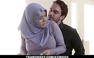 TeensLoveAnal - Analyzing Girl there Hijab