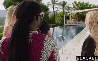 BLACKED Estate Agent Lexi Belle Can't Resist BBC