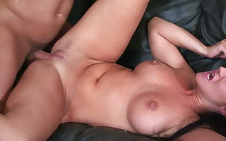 Chubby Tits hot Shadowy Babysitter fucked hard & rough