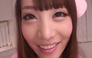 Airi Mashiro :: Lively Servies Up Nurse Cosplay 1 - CARIBBEANC