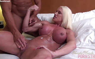 Ashlee Chambers After The Bicep Fucking, The Cumshot