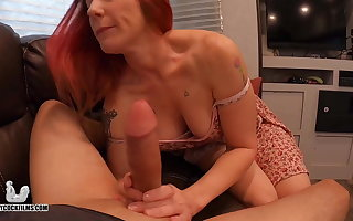Sure thing or Dare with Mom - Jane Cane