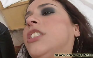 Are you approachable anent handle a real obese black cock