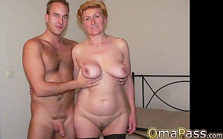 OmaPasS Homemade Porn Films Compilation Video