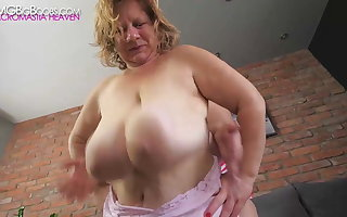Betsy and Rita Tits Tied and Sucked