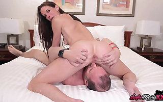 Suit MILF Sofie Marie Gets Ass Fucked After Sixty Nine Oral