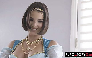 PURGATORYX Genie Wishes Vol 2 Part 2 with Bella Rolland and Glacial Sirena 69