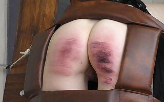 Cutting sworn punishment.