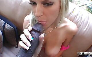 POV! Hot Brooke Banner Gets Some Blacklist Corporeality From Lex Steele!