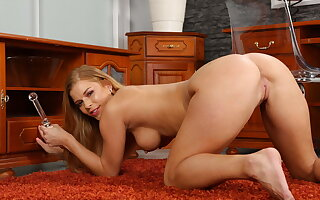Chrissy Fox Soaks Herself With Her Own Pee