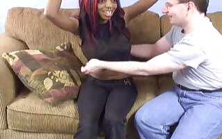 amateurs - old young interacial
