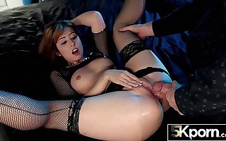 5KPorn - Perfect Redhead Daphne Dare Liking for You've Not in the least Seen
