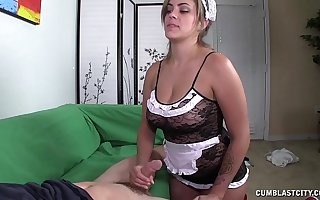 Hot Teen Makes A Dick Explode