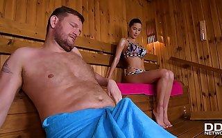 X Sauna Seduction