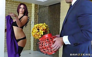 Brazzers - Monique Alexander - Real Get hitched Stories scene