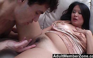 AdultMemberZone - He makes her squirt so much she can't take redness anymore