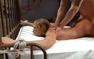 BDSM anal caper