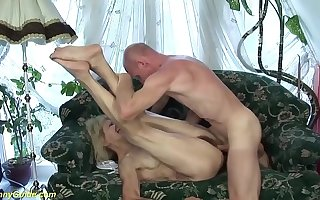 ugly 83 years aged mom brutal big cock fucked