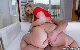 PAWG Alexis Texas Claps Back with Her Chubby Ass on BangBros (ap14883)