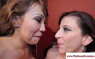 Ava Devine and Sara Jay cum interchanging